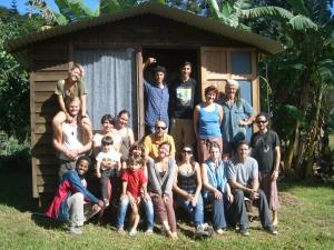 PRI Australia Interns with Tom and Zaia