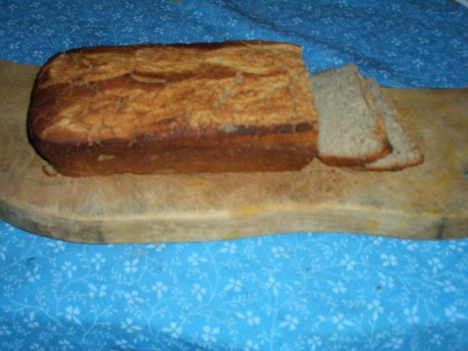Self reliance: Gluten Free Sour Dough Bread