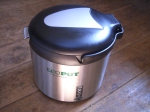 The Ecopot we use for our hotpots. We will also use this for some of  our students' meals.