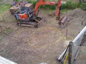 Outlines of the bio-digester
