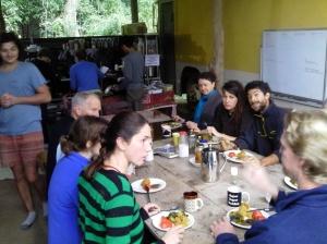 Breakfast at PRI Sunshine Coast