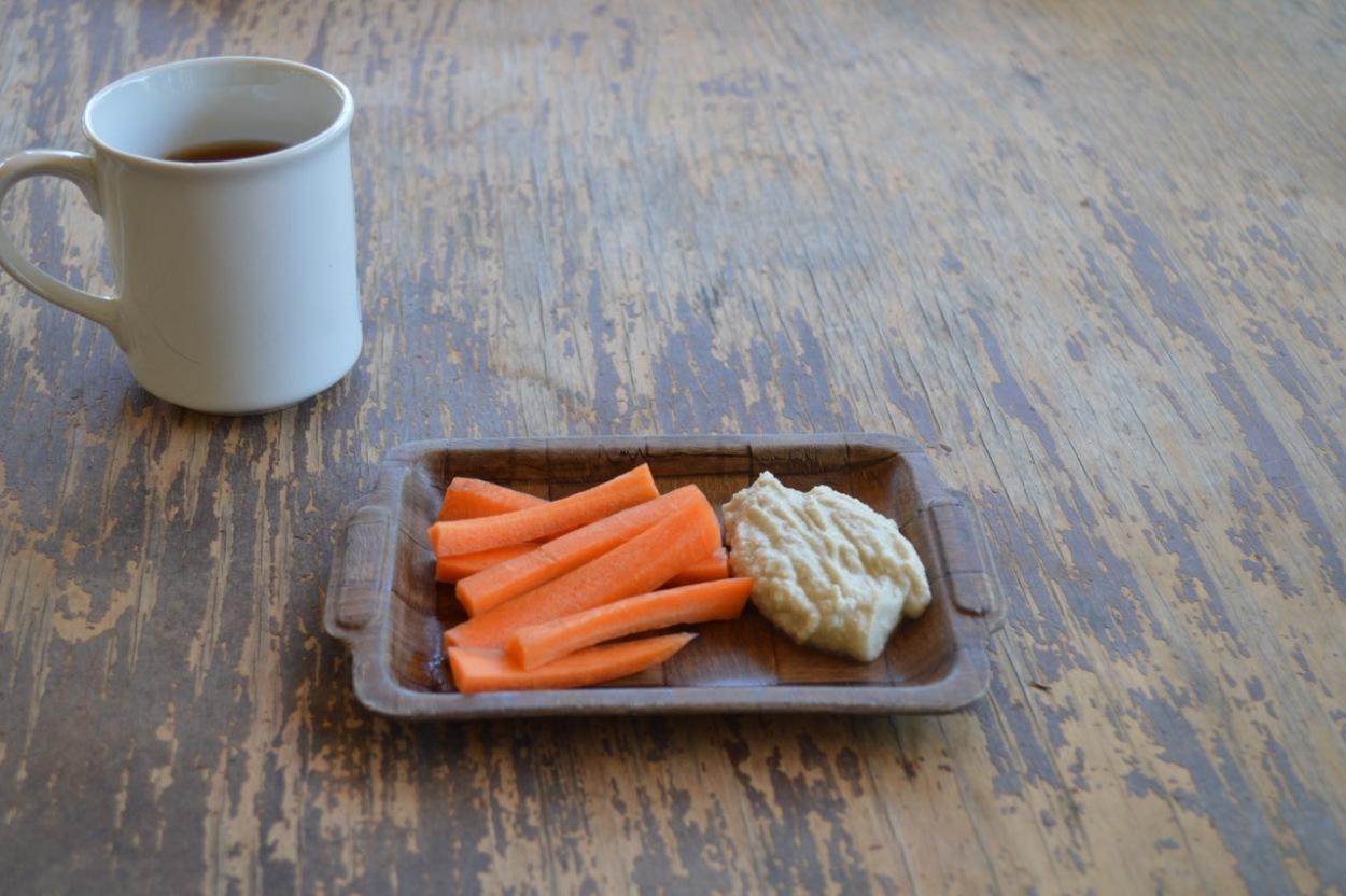 Cauliflower and cashew dip, cookfoodforhealth.com